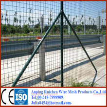 2015 hot sale New Artificial Holland wire mesh/Dog Ear Fence