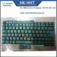 Brazil keyboard For IBM Lenovo Thinkpad Keyboard T60 T61 R61 Z61 T400 T500 R400 laptop keyboard
