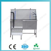 BS0708 Stainless steel dog bathtub of pet grooming bath tub
