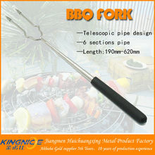 Extendable bbq grill fork for sale