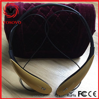 VOSOVO Behind The Neck Headphones In Ear Earphone Sport Headphones hbs800 from China.