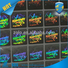 ZOLO porfessional company provide security hologram stickers