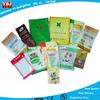 guangzhou ybj hot 3 Side Seal packaging Bag