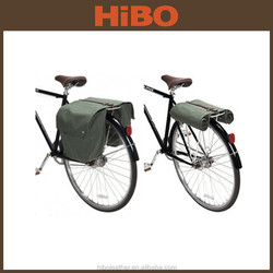 Canvas Waterproof Bicycle Bag Bycicle Carrier Bike Bag