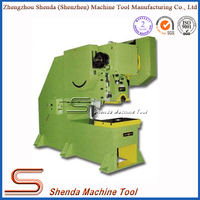 J21S Series 10 Ton Electric Deep Throat Punch Press with Mechanical Drive