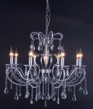 modern European style crystals& pendant lamp HYS6017-8