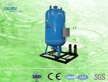 Water refilling station machine for heating system