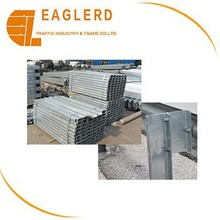 Traffic Road safety products guardrail post for highway
