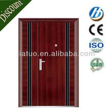 SM31 sencilla puerta de acero residencial