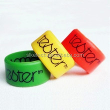 Silicone Finger Rings noctilucence Light in the Dark