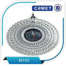 Best selling M103 muslim compass,muslim carpet with compass