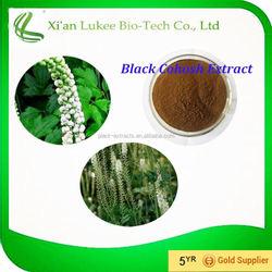 100% Natural Pure Cimicifuga Racemosa P.E. Cimicifuga Racemosa Powder