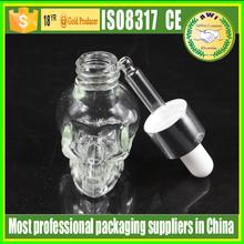 30ml glass dropper bottle for e liquid vodka container