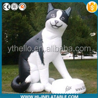 advertising inflatable cartoon dog/inflatable mascot