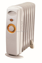 mini oil filled radiator heater with timer