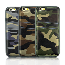 Customized Available new design mobile phone cover for iPhone6 with card holder
