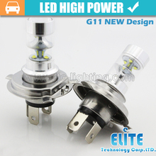 2015 high power super bright 45W H4/1156/1157/3156/3157/7440/7443 car led light bulb