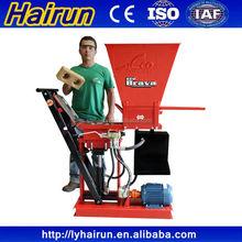 German technology HR1-25 Eco brava mini brick machine ecological brick making machine japan made in China
