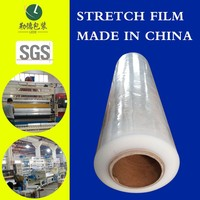 High barrier jumbo roll Stretch film with high toughness from china