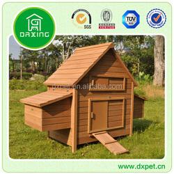 Wood Design Large industrial folding Hen Chicken Coop House