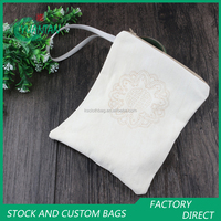 Real Suede Makeup Bags Jewelry Diamond Gift Pouches