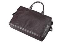 K-BOXING Brand brown new stylish PU Men's Handbag