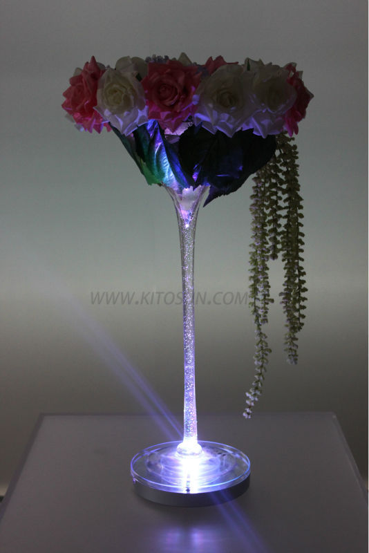 Centerpiece With Lights Quotes : Christmas decorative inch rechargeable remote controlled