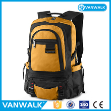 Most durable backpack stool backpack laptop backpack with solar charger