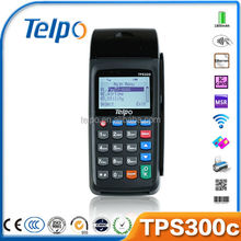 Telpo TPS300 Airtime/ Top up/ Bill Payment/ E-ticketing/ Loyalty Program/ Lottery POS Terminal System