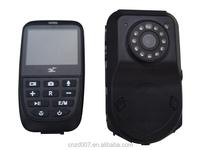 Remote control digital infrared 1080p hd waterproof mini ip wifi camera body camera