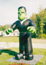 Halloween inflatable monster for party F1110