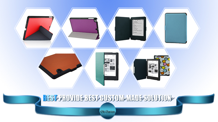 Leather Cover Universal Tablet First Quality Genuine Leather Tablet Cavers & Case For Apple iPad Mini 2