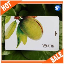 Trade Assurance Compatible mango RFID key card for hotel room