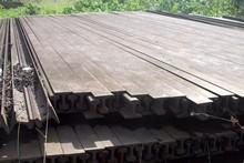 used rails scrap.