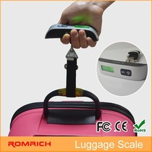 new design 50kg digital luggage scale