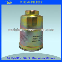 easy dismantle recycling in tank fuel filter for heavy vehicle