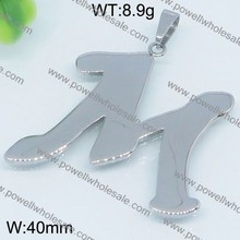 High quality fashion stainless steel tree pendant