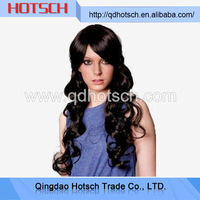 2015 Hot selling products full ponytail wig