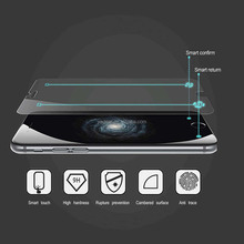High quality for iphone6 smart tempered glass hfor iphone 6 screen protector smart tempered glass