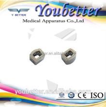 Sale Cheap Lumbar Vertebra Fusion Device;peek cage;medical peek,spinal implant