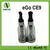 Top Selling E Cigarette ego starter kit Clear Atomizer ce5 ce6 ce7 ce8 ce9 ego ce4 clearomizer starter kit