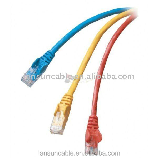 UTP CAT5E CAT5E Patch Cable Pass Channel Test