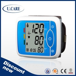 Factory price of wrist type digital blood pressure monitor price
