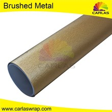 Carlas brushed car wrap vinyl film with auto vinyl wrap cost