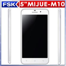 Design mobile MIJUE M10 5inch Android 4.2 dual sim mobile phone