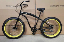 hot sale made in China steel cheap beach cruiser fat bike from alibaba
