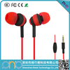 Original manufacturer MP3 earphone with mic free sample offered