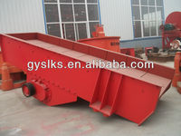 Small vibrating feeder in mineral processing