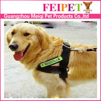 Hot selling dog pet products large nylon dog harness