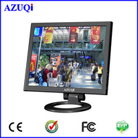 Composite Video Input 17 Inch LCD Monitor With 12V DC Input
